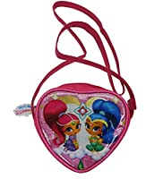 Shimmer and Shine Crossbody Bag Coin Pouch, 18 cm, Pink