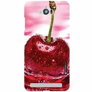 Printland Back Cover For Asus Zenfone Max ZC550KL - Cake Designer Cases