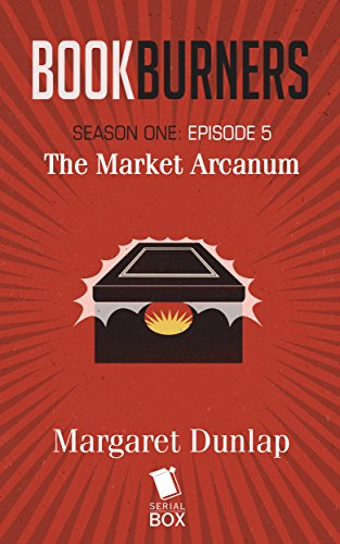 book cover of The Market Arcanum