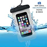 Mitsico Universal Waterproof Pouch Cellphone Dry Bag Case for iPhone Xs Max XR