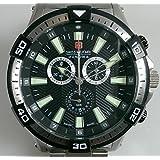 SWISS MILITARY Herren-Armbanduhr 06-5266.33.007