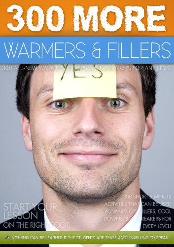300-more-warmers-fillers-and-ice-breakers-warmers-ice-breakers-and-fillers-book-2-english-edition