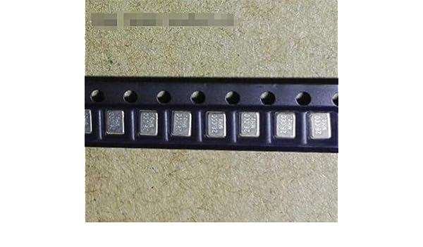 no logo 20PCS 25MHz 25.000MHz 3.2x2.5 3225 Passive SMD Quartz Crystal oscillator