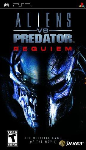 Aliens vs. Predator Requiem - Sony PSP by Vivendi Games