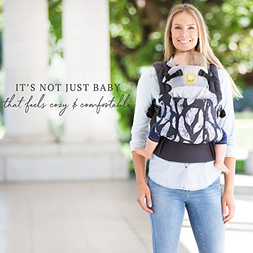 LÍLLÉbaby  Complete All Seasons 6-in-1 Baby Carrier, Birds of a Feather  LILLEbaby