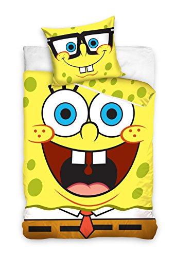 che Bettwäsche 160x200 1088 Sponge Bob ()