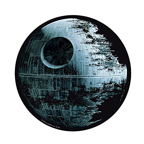Star Wars - Mausmatte Mousepad - Todesstern - 21,5