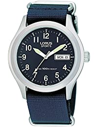 Lorus Unisex Armbanduhr RXN65AX9