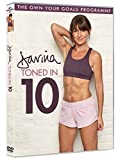 Davina: Toned In 10 [DVD]