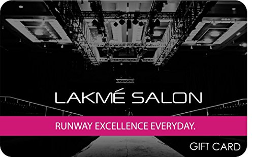 Lakme Salon Gift Card - Rs.1000