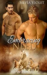 Embracing Need (Wild R Farm) (Volume 3) by Silvia Violet (2013-06-09)