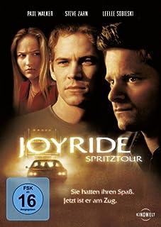 JoyRide - Spritztour