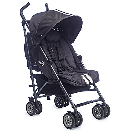 Easywalker EMB10026 Passeggino Mini Buggy, Thunder Grey