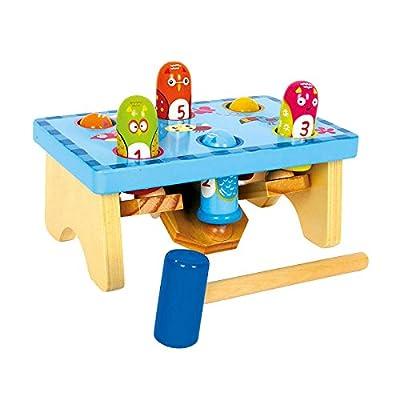 Legler Smack The Bird Preschool Learning Toy