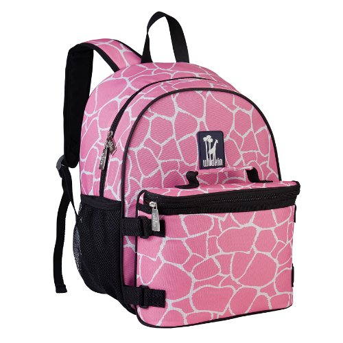 wildkin-giraffe-bogo-backpack-with-lunch-bag-rosa-one-size