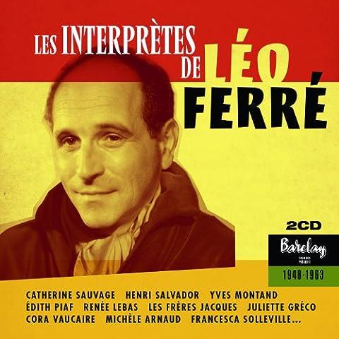 Renee Lebas - Les Interprètes de Léo