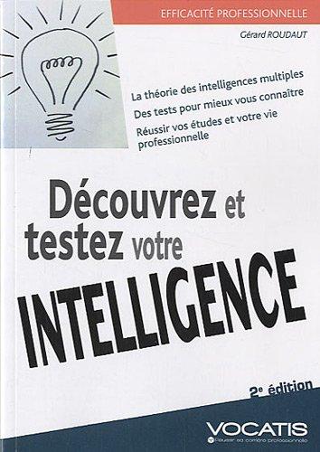 Découvrez et testez votre intelligence