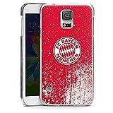 DeinDesign Samsung Galaxy S5 Hülle Case Handyhülle FC Bayern München FCB Sprayart