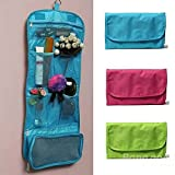 Glive's Bathroom Wall Hanging Storage Bag Traveling Bag Toiletry Bags Make Up Organizer - Random Color