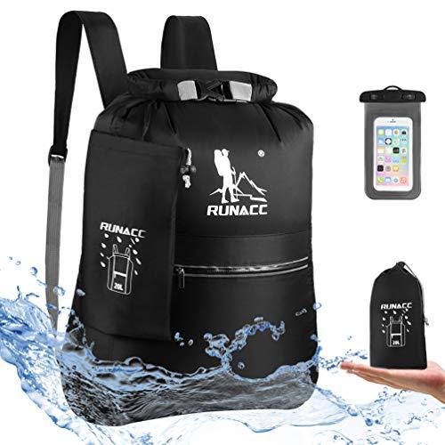 RUNACC Dry Bag Rucksack Wasserdi...
