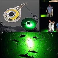 STHfficial Bootslampe 12V 27LED K/öder Nachtfischen Finder Lampe Licht Shads Fischen LED Bootsfischen Deep Drop Unterwasser IP68 50W Licht,White