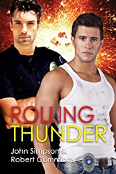 Rolling Thunder (Murder Most Gay Book 5)