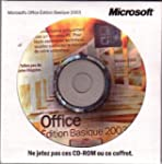 Microsoft Office Basique Edition 2003...