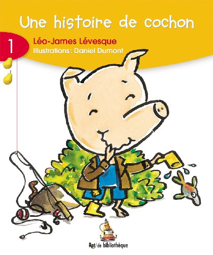 Histoire de Cochon (6-7): Rat Jaune 01