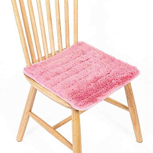 SHUIZAI Cushions 40cmX40cm Chair Seat Custhion Home Use Dining Garden Patio Home Kitchen Office Pads Kissen Kissen Kissen für Stuhl Kids Room Decor 1 (Patio-stuhl-seat-kissen-set)
