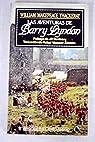 Aventuras de Barry Lyndon par William M. Thackeray