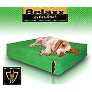 Pet Star Relaxx Siège bébé Coussin pour chien Coussin pour chaise longue Lit