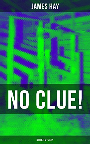 no-clue-murder-mystery-english-edition