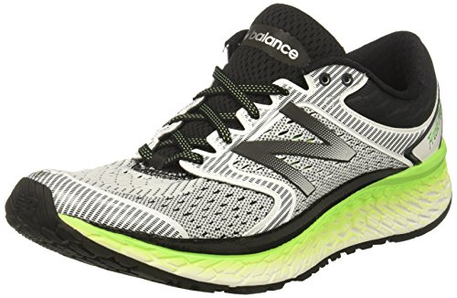 New Balance - Fresh Foam 1080 - Zapatillas Neutras - White/Energy Lime
