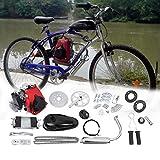 Ambienceo 49 CC 4 tempi ciclo Pedale Benzina Gas Motore Kit Motore Bicicletta Kit di conversione per motorizzato