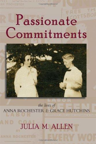 Passionate Commitments by Julia M. Allen (2013-06-01)