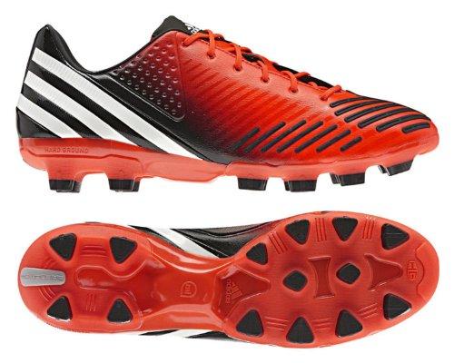 Chaussures De Foot Predator Absolado Lz Trx Fg ORANGE/NOIR