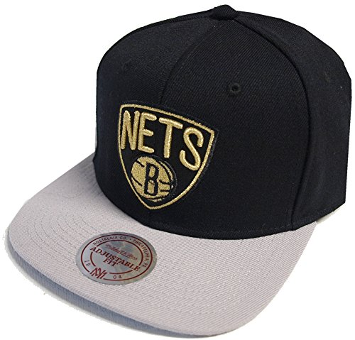 Mitchell & Ness NBA Brookyln Nets Baroque casquette