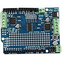 Desconocido Blue Motor/Stepper / Servo/Robot Shield para Arduino v2 con PWM Driver Shield