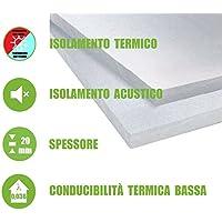 italfrom–Paneles EPS 100poliestireno aislante térmico poliestireno 100x 50x 2cm (unidades 10piezas)