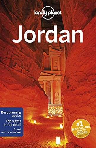 Jordan Country Guide (Lonely Planet Travel Guide)