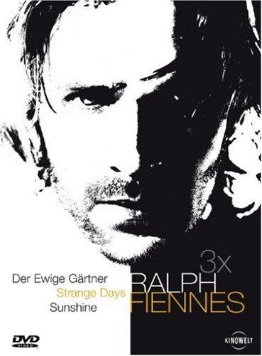 3 x Ralph Fiennes (3 DVDs)