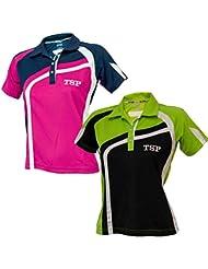 TSP Camisa Kireina Señora, Opciones M, magenta / azul marino