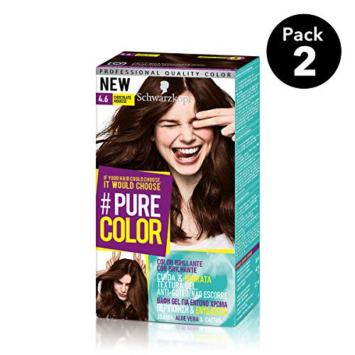 Pure Color Schwarzkopf Tono 4.6 Chocolate Mousse -