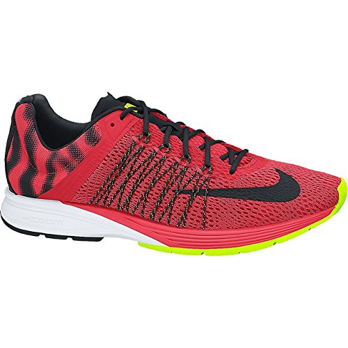 Zapatillas de running Zoom Streak 5 Laser Crimson / Black / Volt para hombre Talla 11