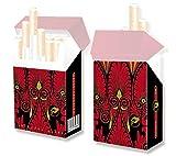 Schöne Zigarettenschachtel-Hüllen -