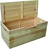 Blinky 7971707 Kiste aus Hibiskusholz mit Deckel