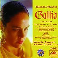 Charles Gounod: Gallia. Complainte per soprano e organo
