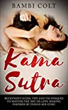 Kama Sutra: Beginner's Guide, Tips and Techniques to Master the Art of Love Making. Inspired by Indian Sex Guru ( A Fully Illustrated Sex Book, Kama Sutra for Women, Kama Sutra for Beginners )
