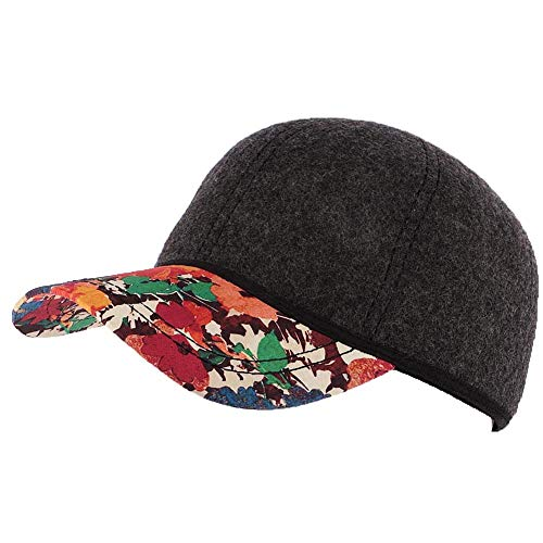 Casquette Baseball Grise Fashion par Christys - Mixte