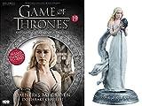 HBO - Figura de Resina Juego de Tronos. Game of Thrones Collection Nº 19 Daenerys Targaryen